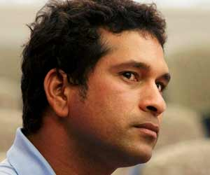 sachin tendulkar Another 'blast' in his biography.