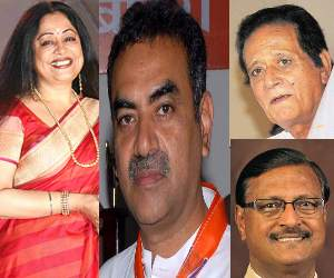 5 Candidate of BJP from Chandigarh