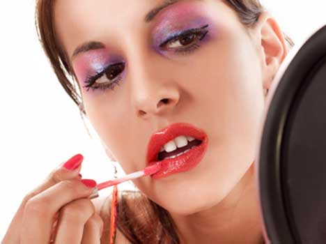 harmful effects of cosmetics