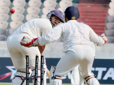ranji trophy final: third day