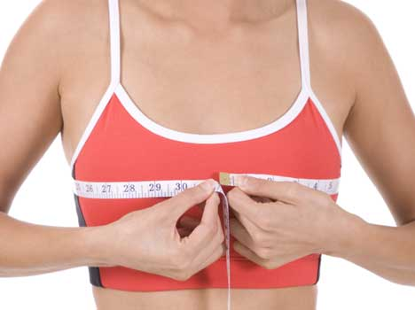 Wrong Size Bra Can Give Breast Pain To Women - गलत साइज ...