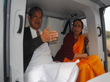 cm harish rawat announce many project for uttarakhand