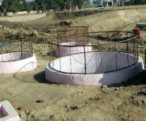 Water Treatment Plant in Moga Village