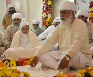 Compatible namesake spring festival celebrated by Satguru Ram Singh