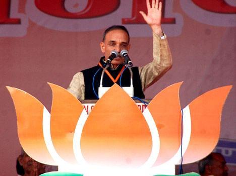 भाजपा नेता सत्यपाल सिंह पर हमला