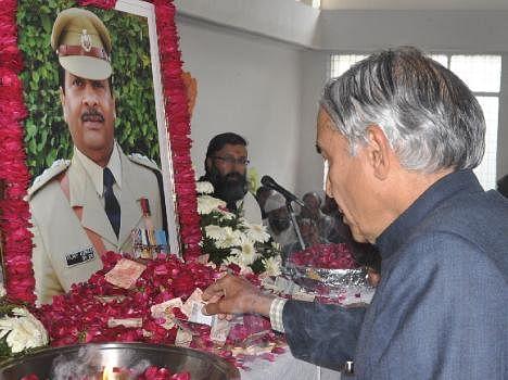 tribute to dsp vijay kumar