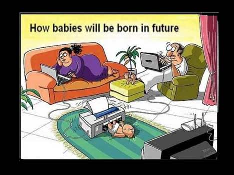 भविष्य के बच्चे