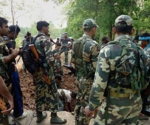 two naxali killed in police opration jharkhand
