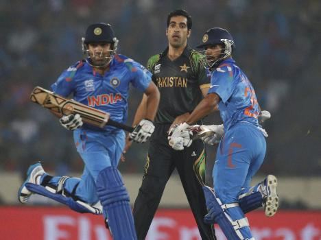 india vs pakistan in t20 world cup