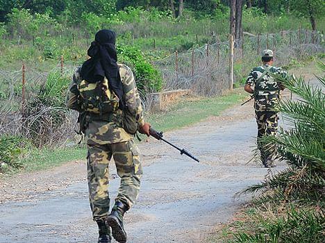 बिहार और झारखंड में सुरक्षा के कड़े इंतजाम
