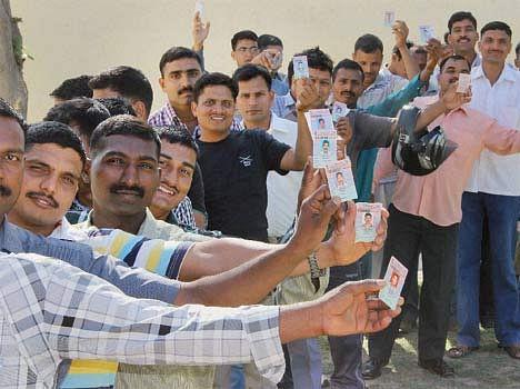 दिल्ली और केरल में टूटा वोटिंग रिकॉर्ड