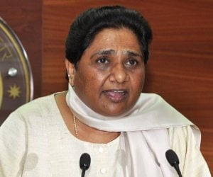 lucknow guest house incident and mayawati.