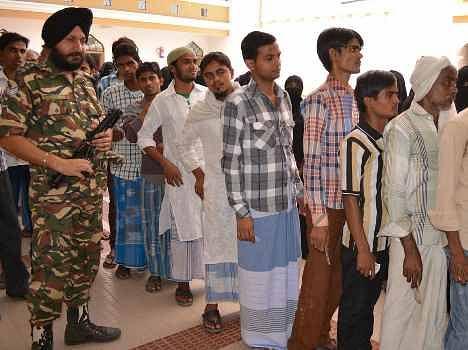 last phase election in uttar pradesh