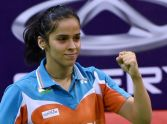 saina nehwal becomes number one in BADMINTON