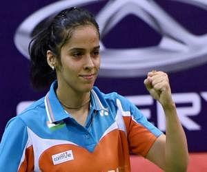 साइना का डबल धमाल, सेमीफाइनल जीत बनीं नंबर वन