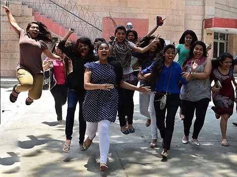 CBSE announces class XII Board exams result for Delhi