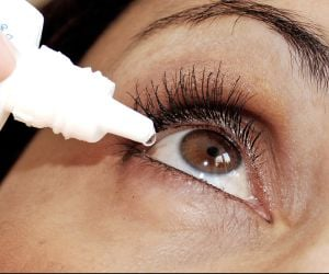 pollution gives dry eye syndrome