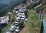 दून-मसूरी मार्ग 'सील', ग्रामीणों ने लगाया जाम