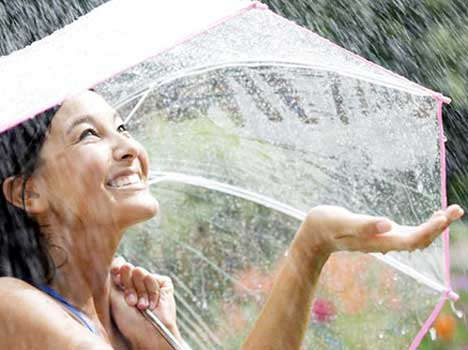 beauty tips for monsoon