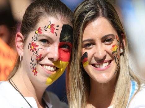 fans of fifa world cup final match