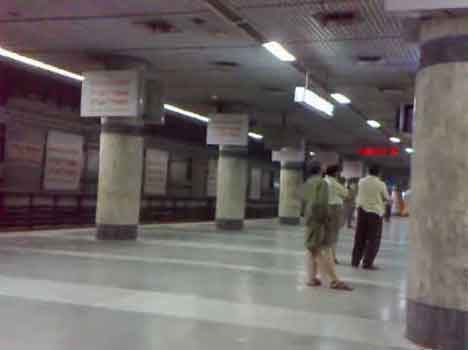 haunted metro station of kolkata ravinder sarovar2