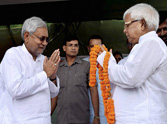 lalu's villagers first choice for cm post is nitish kumar