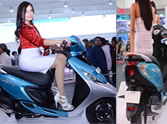 TVS Scooty Zest 110 Image Gallery with Features, Price and Specifications
