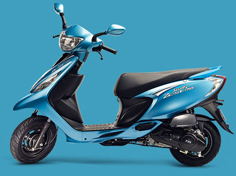 Tvs Scooty Zest 110 Image Gallery With Features, Price And ...