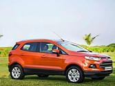 Top five SUVs under Rs. 10 lakhs