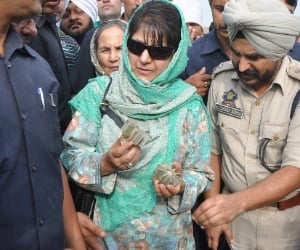 PDP to win maximum seats in 2nd phase: Mehbooba Mufti