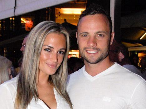 Oscar Pistorius killed his girlfriend Reeva.