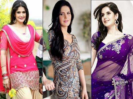 Zarine khan husband name