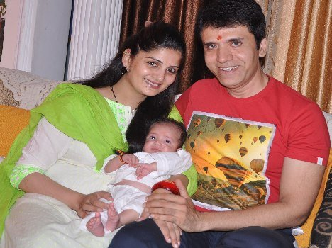 Image result for suraj thapr new baby  pic