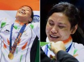 golden girl mary com, disappionting for sarita devi.
