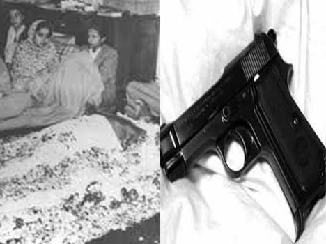 कहां से मिला गांधी को खत्म करने का हथियार?
