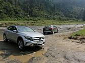 Mercedes-Benz GLA Class: Features