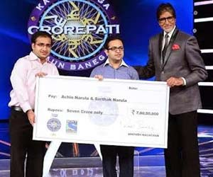 kbc winner narula brothers want to meet modi