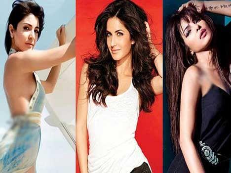 fhm sexiest celebrities