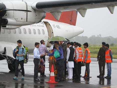Image result for हवाई सेवा पंतनगर