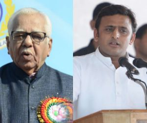 ram naik speaks about law and order in up.