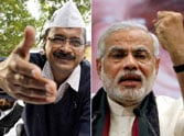 Modi-Kejariwal fighting each other on top 100 race