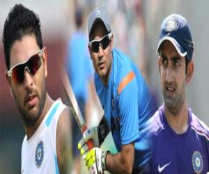ranji matches in himachal, sehwag, yuvraj in the team.