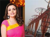 neeta ambani birthday celebration in varanasi