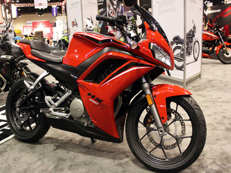 Hero HX250R to be launched soon
