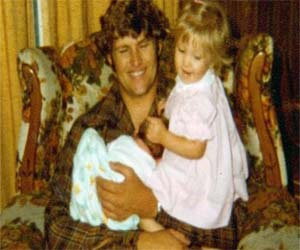 What happens to be the daughter of a serial killer?