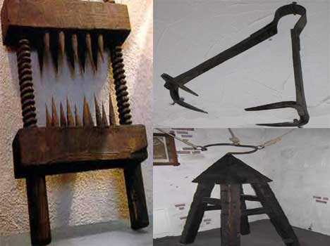 horrific torture techniques kof the middle ages