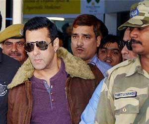 Salman hit and run case hearing and media