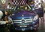 मर्सिडीज ने सी-क्लास मॉडल बाजार में उतारा