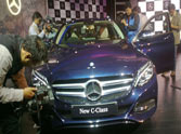 Mercedes-Benz all new C-Class Launched