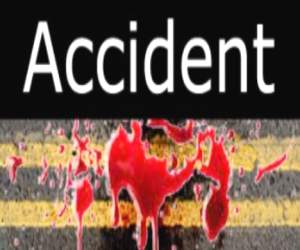 youth killed in a road accident